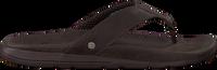 Bruine UGG Slippers TENOCH LUXE  - medium
