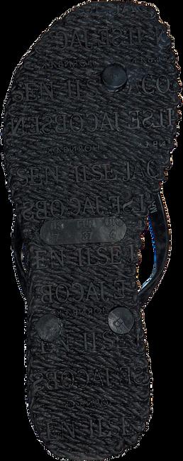 ILSE JACOBSEN Tongs CHEERFUL04 en noir  - large