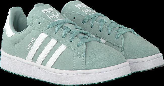 Groene ADIDAS Sneakers CAMPUS J  - large