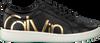 Zwarte CALVIN KLEIN Sneakers E5827  - small