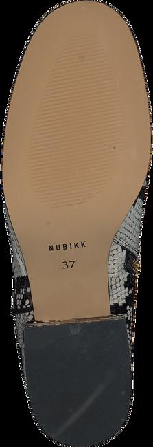 NUBIKK Bottines GIGI ROMA PYTHON en beige  - large