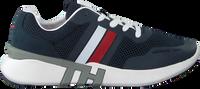Blauwe TOMMY HILFIGER Lage sneakers LIGHTWEIGHT CORPORATE TH RUNNER  - medium