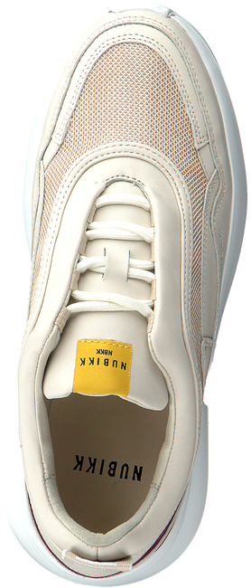 Beige NUBIKK Sneakers LUCY BOULDER  - large