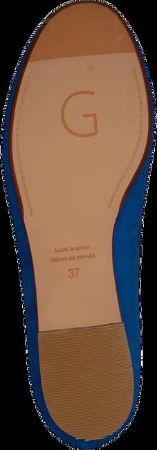 GIULIA Ballerines G.12.BALLERINA en bleu  - large