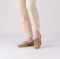 Groene BIBI LOU Loafers 540Z30VK  - medium