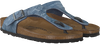 Blauwe BIRKENSTOCK Slippers GIZEH KIDS  - small