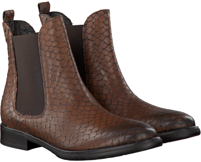 OMODA Bottines chelsea 051.903 en cognac - large