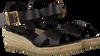 NOTRE-V Sandales 606\V285 en noir  - small
