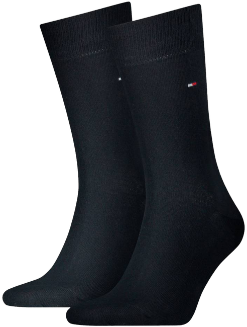 Blauwe TOMMY HILFIGER Sokken TH MEN SOCK CLASSIC - large