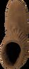 Bruine MINNETONKA Enkellaarsjes 692  - small