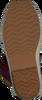 SCOTCH & SODA Bottines à lacets PATTI en marron  - small