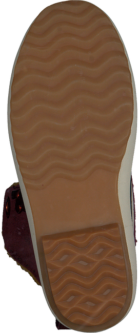 SCOTCH & SODA Bottines à lacets PATTI en marron  - large