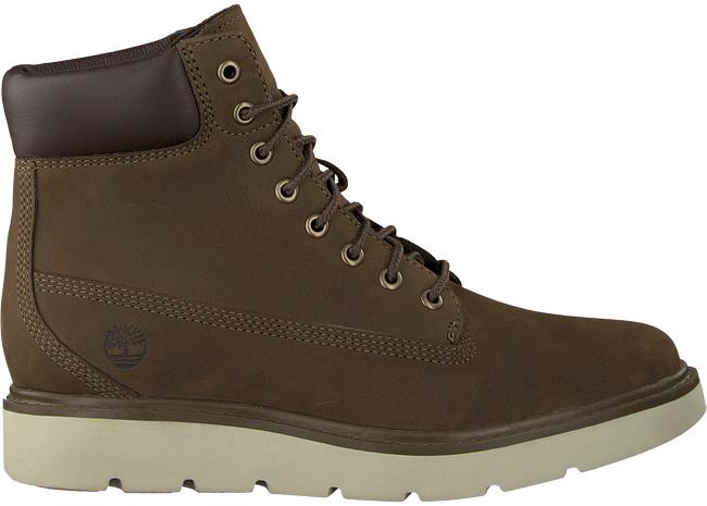 TIMBERLAND Bottines à lacets KENNISTON 6IN LACE UP en vert - large