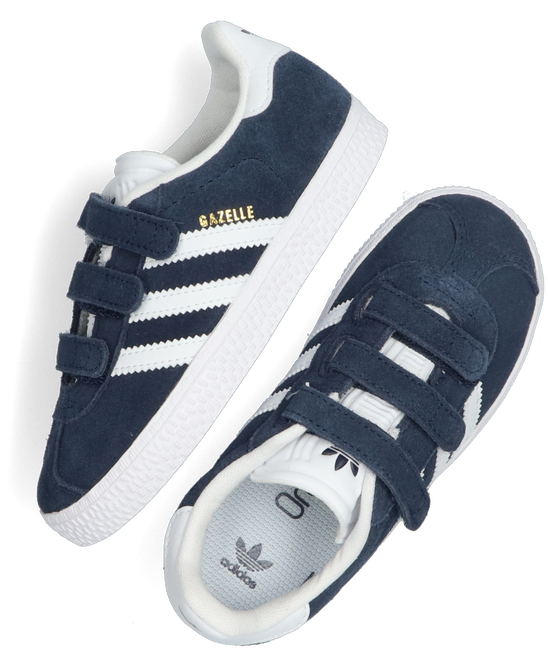 ADIDAS Baskets GAZELLE CF I en bleu - large