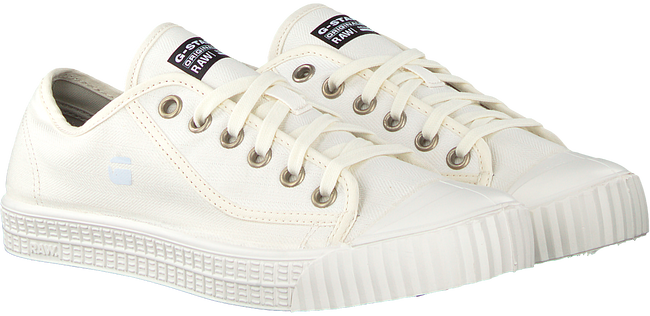G-STAR RAW Baskets ROVULC HB LOW en blanc - large