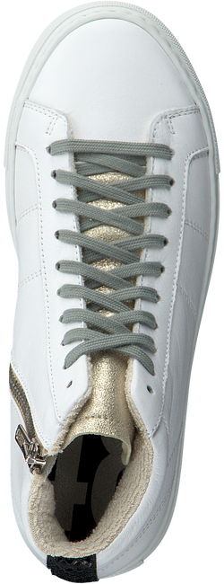 Witte P448 Hoge sneaker STAR2.0 WNM  - large