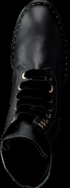 ROBERTO D'ANGELO Bottines à lacets 6402 en noir - large