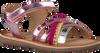 GIOSEPPO Sandales 45246 en rose - small