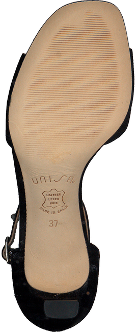 Zwarte UNISA Sandalen MIDAS  - large