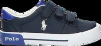 Blauwe POLO RALPH LAUREN Lage sneakers GRAFTYN EZ  - medium