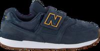 Blauwe NEW BALANCE Lage sneakers YV574 M  - medium