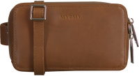 Cognac MYOMY Buideltas MY BOXY BAG CAMERA  - medium