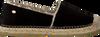 FRED DE LA BRETONIERE Espadrilles 152010144 FRS0648 en noir  - small
