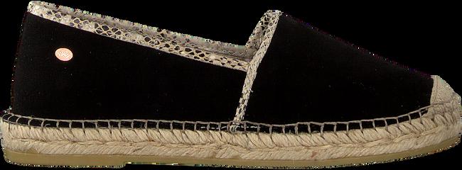 FRED DE LA BRETONIERE Espadrilles 152010144 FRS0648 en noir  - large