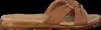 Cognac OMODA Slippers AS06  - medium