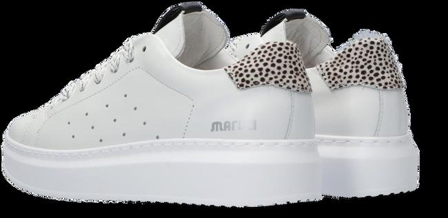 MARUTI Baskets basses CLAIRE en blanc  - large