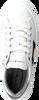 TOMMY HILFIGER Baskets basses LOW CUT LACE-UP SNEAKER en blanc  - small