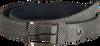 Grijze FLORIS VAN BOMMEL Riem 75201  - small