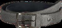 Grijze FLORIS VAN BOMMEL Riem 75201  - medium