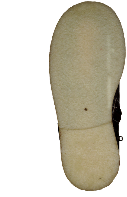 SHOESME Bottes hautes CR3W016 en marron - large