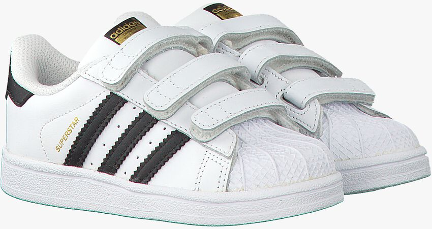 Witte ADIDAS Sneakers SUPERSTAR CF I  - larger