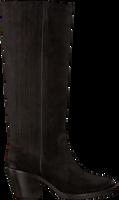 SHABBIES Bottes hautes 193020066 en noir  - medium