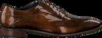 MAZZELTOV Chaussures à lacets 4054 en marron  - medium