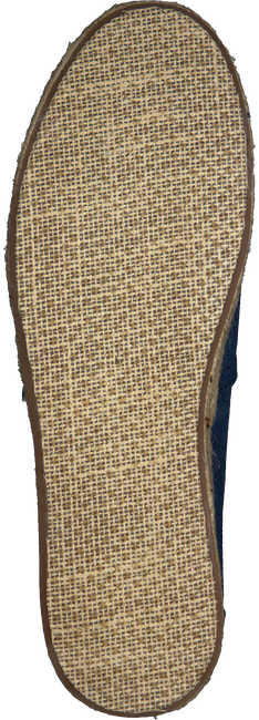 Blauwe TOMS Espadrilles CLASSIC ROPE SOLE - large