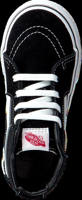 VANS Baskets TD SK8-HI ZIP en noir  - large
