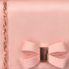 TED BAKER Sac bandoulière STACYY en rose - small