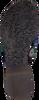 LAZAMANI Tongs 75.451 en marron - small