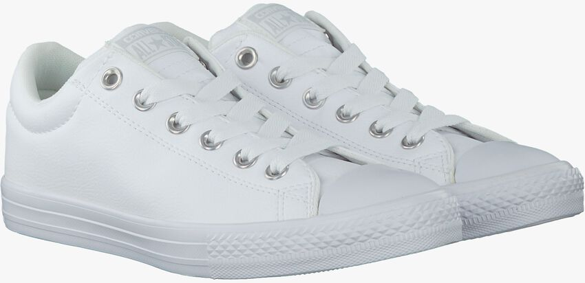 Witte CONVERSE Sneakers CHUCK TAYLOR ALL STAR STREET S - larger