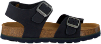 OMODA Sandales 0082 en bleu  - medium