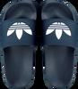ADIDAS Claquettes ADILETTE LITE J en bleu  - small