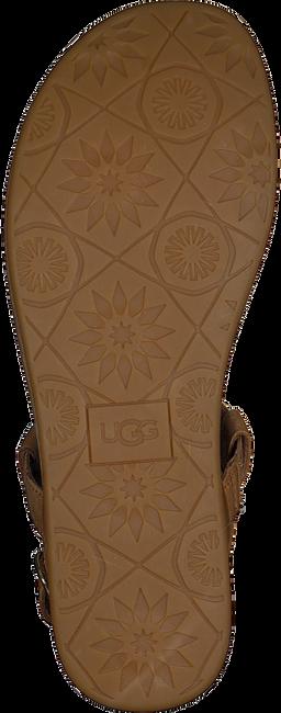 UGG Sandales W ALEIGH en marron  - large