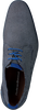 Blauwe FLORIS VAN BOMMEL Veterschoenen 18441  - small