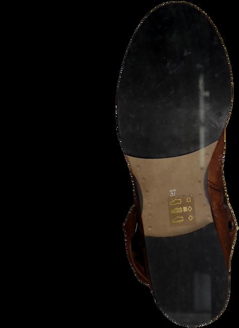 SPM Bottes hautes KA11952239 en cognac - large