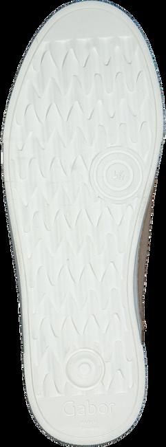 GABOR Baskets basses 418 en beige  - large