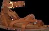 FRED DE LA BRETONIERE Sandales 170010111 en marron  - small