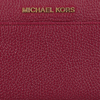 MICHAEL KORS Porte-monnaie POCKET ZA en rouge - small